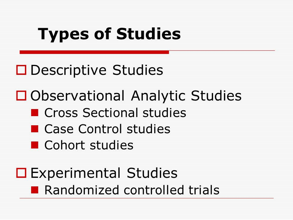 Difference Between Observational Study and Experiments ...