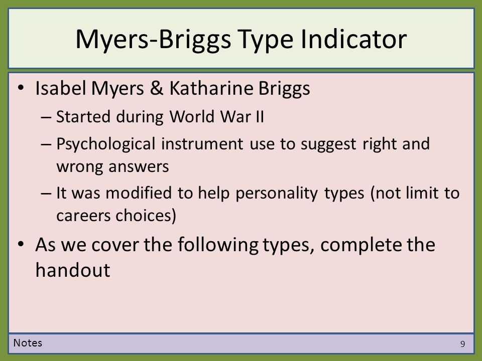 myers briggs efsj essay example We can write a custom essay on  myers-briggs type indicator (mbti) essay sample according to your specific requirements order an essay.