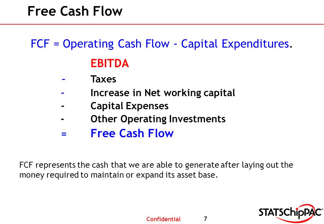 free cash flow and corporate valuation Corporate valuation using the free cash flow method applied to coca-cola - kindle edition by carl mcgowan download it once and read it on your kindle device, pc, phones or tablets.
