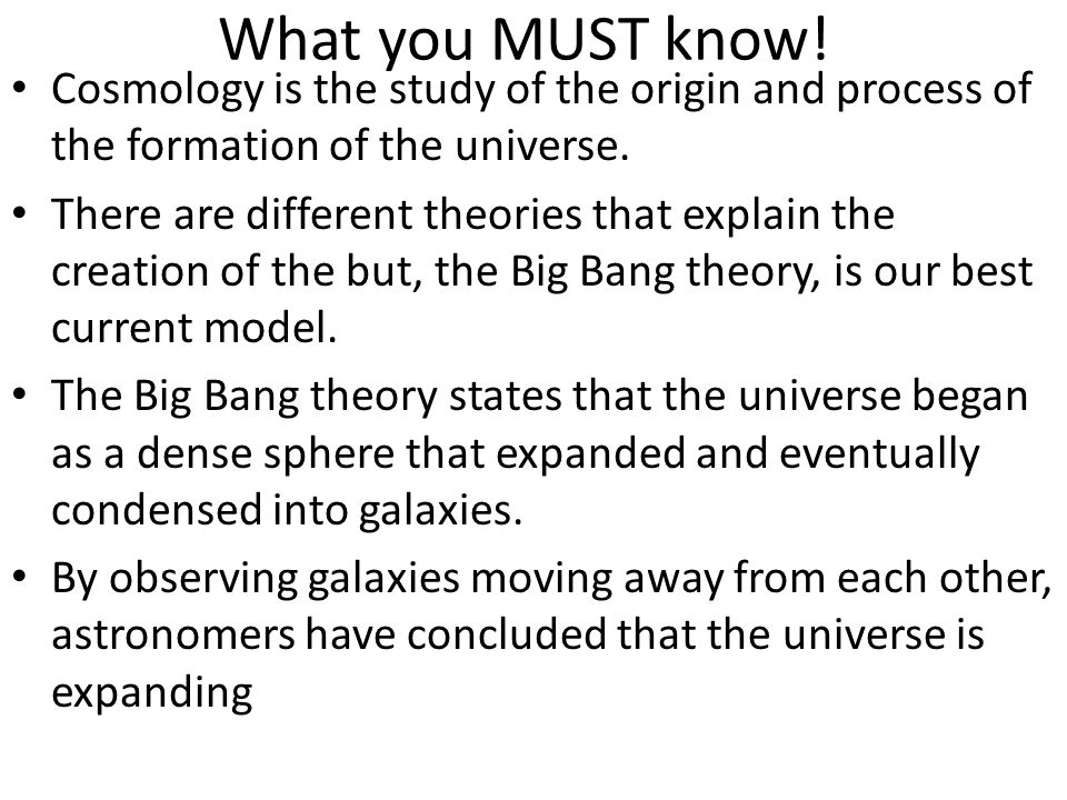 Logical Origins for the particular Universe