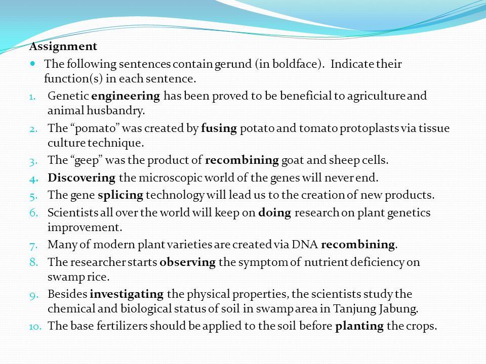 Diktat bahasa inggris d iii agribisnis ppt download for Soil in sentence