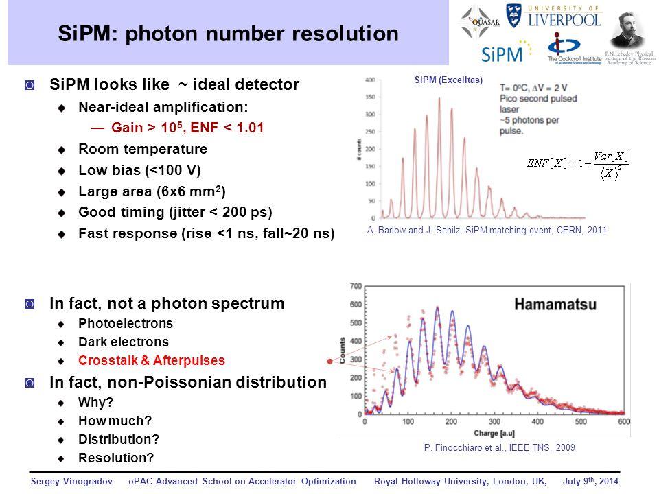 Beam Loss Monitoring Detectors Photon Detection And