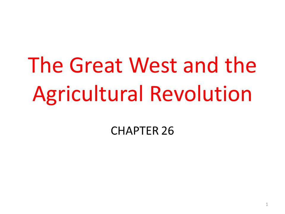 chapter 26 the great west and This video is unavailable watch queue queue watch queue queue.