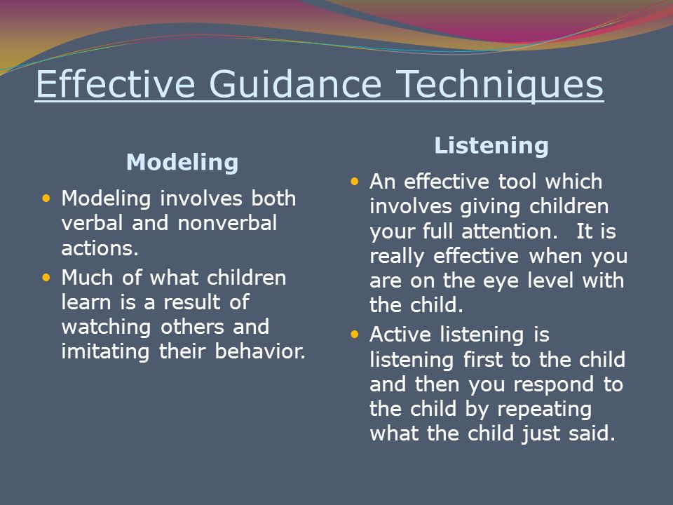 Developing Guidance Skill - ppt download