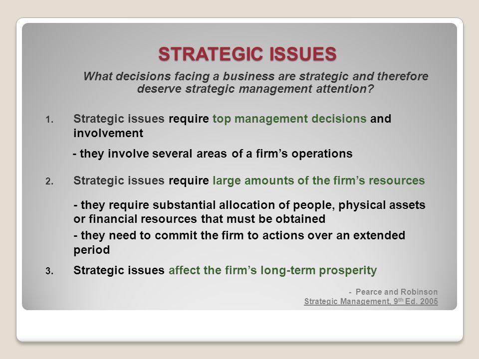 strategic issues essay Running head: disney case analysis 1 strategic plan for disney name institution.