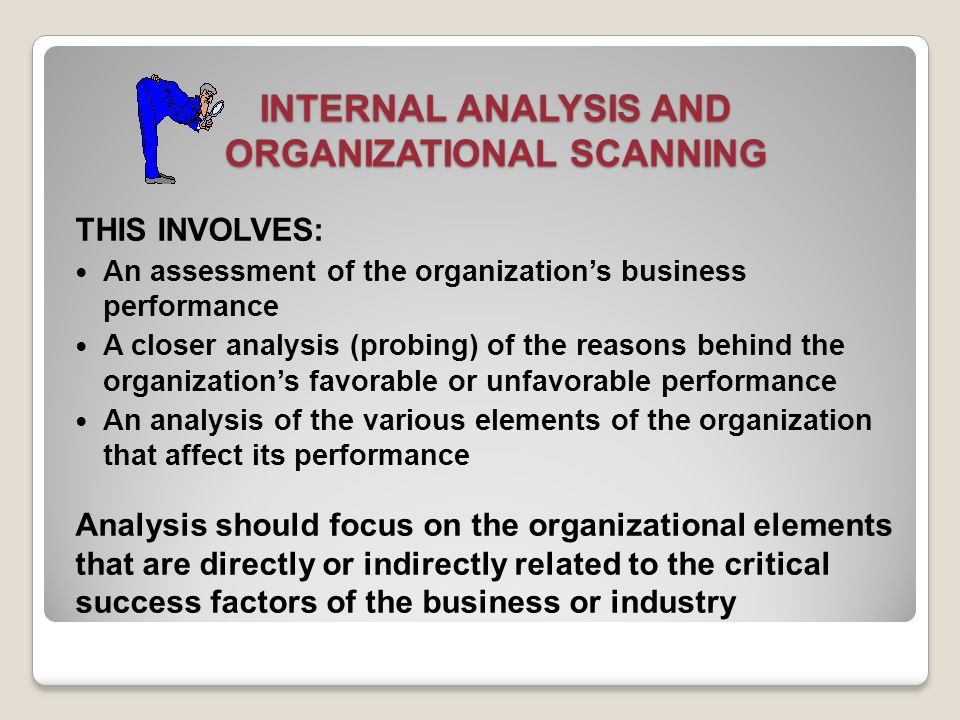 an analysis of performance and organization in the google company Learn about organizational performance management in methods of strategic / organizational analysis to a company's image therefore, the organization might.