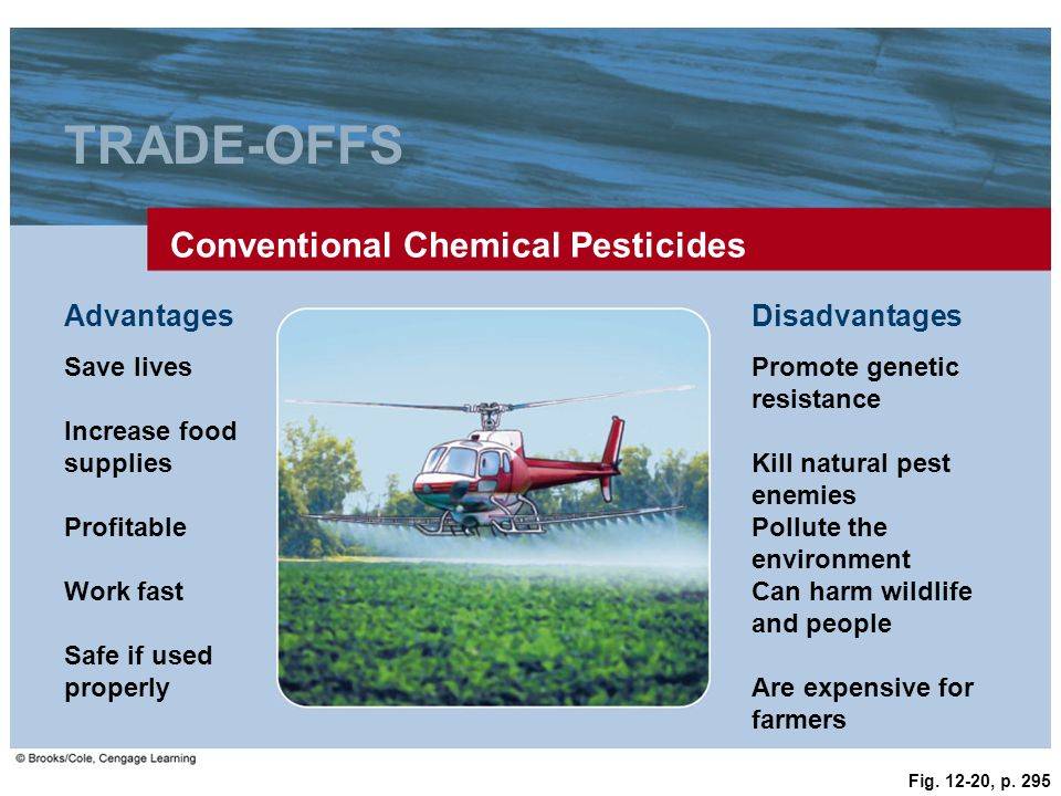a history advantages and disadvantages of the use of pesticides Currently, all kinds of the disadvantages brought about by the long-term use of traditional chemical pesticides have been appeared: excessive pesticide residues in the agricultural products, increase of human and livestock poisoning incidents, pesticide resistance of pests, sharply decrease of natural enemy pests, disruption of ecological balance, etc.