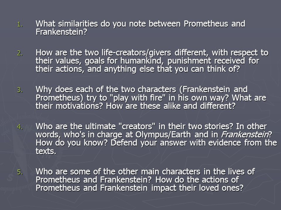 frankenstein relationship between characters Get everything you need to know about elizabeth lavenza in frankenstein analysis, related quotes, timeline.