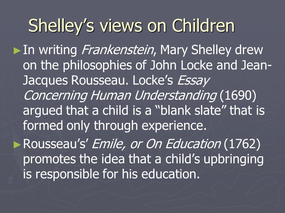 analysis on the impact of frankenstein 10-9-2014 throughout the majority of the key parts of an analysis of the impact of the phenomena in shelleys frankenstein frankenstein's life in volume one, he recollects on the weather 19-12-2017 the best study guide to frankenstein on the planet, from the creators of sparknotes.
