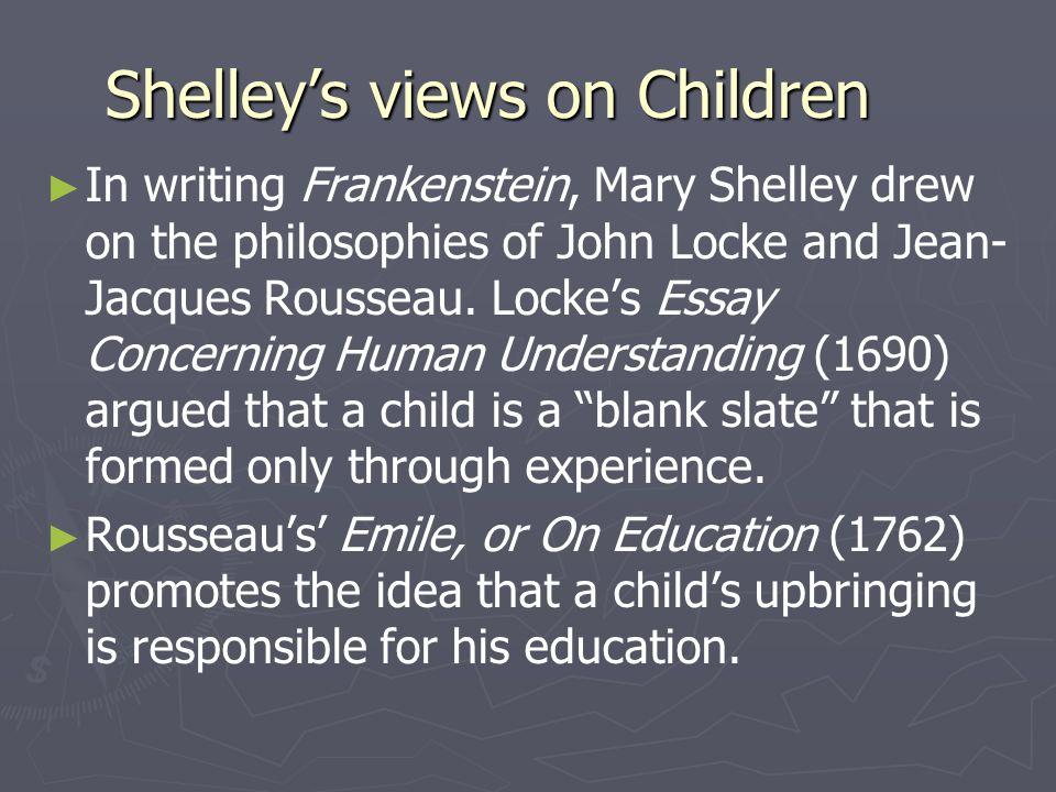 wrote essay concerning human understanding 1690