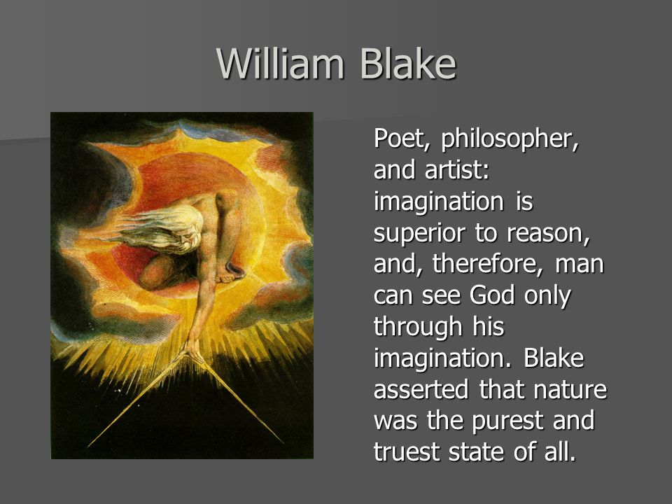 William Blake Man Of The Industrial Revolution Essay  Homework  William Blake Man Of The Industrial Revolution Essay