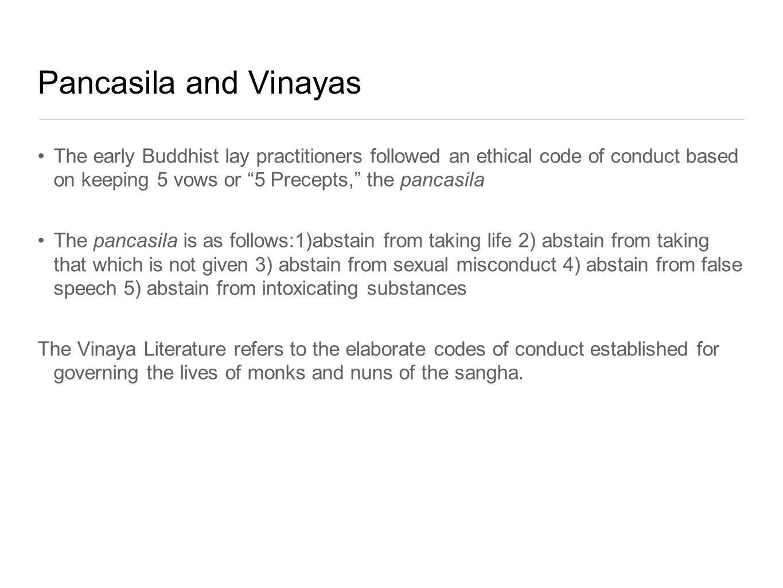 Pancasila and Vinayas