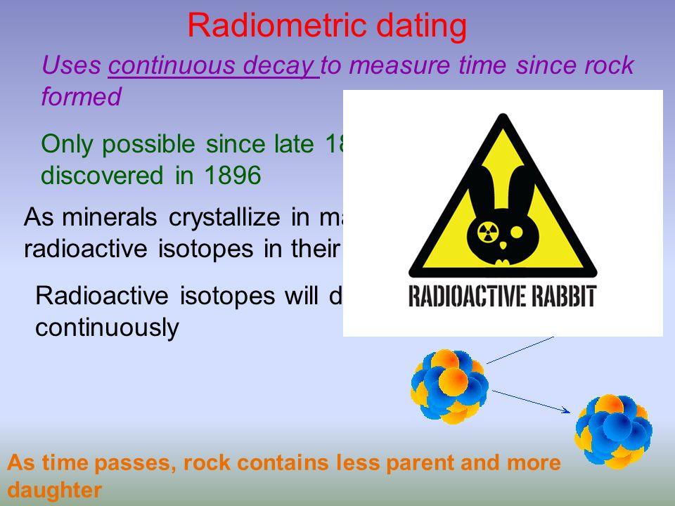 Radiometric Dating Methods - Detecting Design