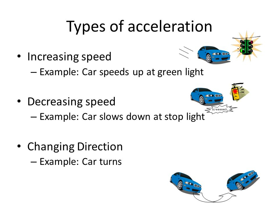 Acceleration- Change in Velocity - ppt video online download
