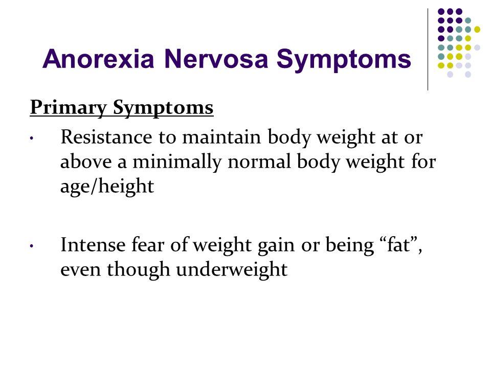 eating disorders anorexia nervosa amp bulimia nervosa ppt
