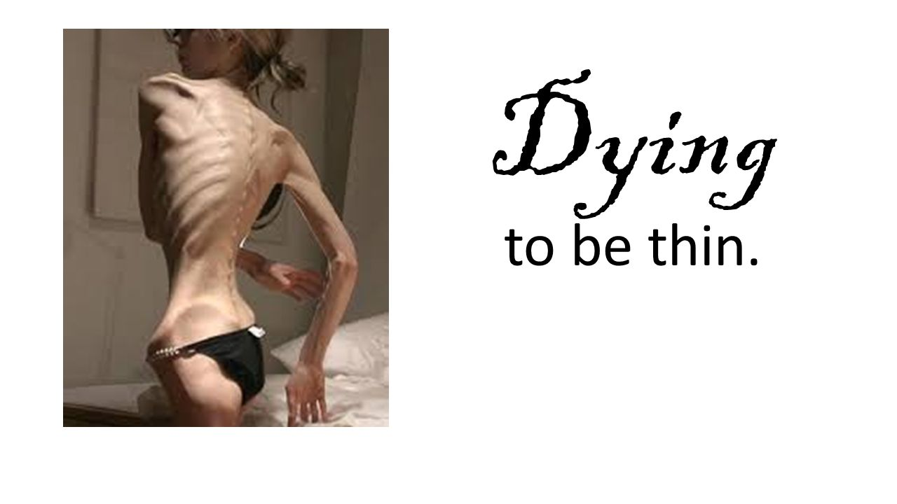 "dying to be thin video essay Describing your reactions to the video – dying to be thin dying to be thin"" reaction paper watch the following videos online : your assignment is to write a 1 page paper (double-spaced) describing."