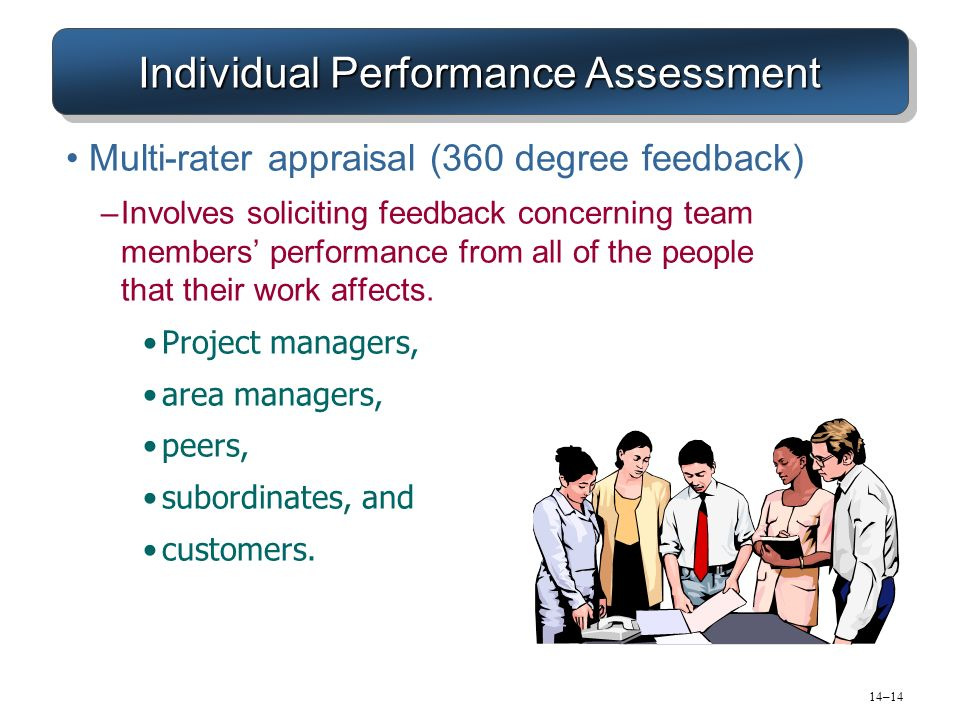 individual and team assessment 1 team vs individual  employees usually are honest about their assessment of team member  team member performance evaluation techniques.