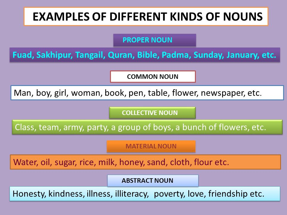 noun and its types with examples pdf download