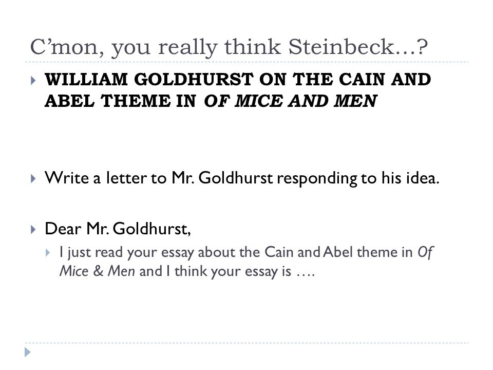 """tradgedy in of mice and men essay Of mice and men character analysis what is the depth of george's psychological conflict how are the characters of lennie and george similar and different what is the """"tragedy"""" of each of the characters of john steinbeck's """"of mice and m."""