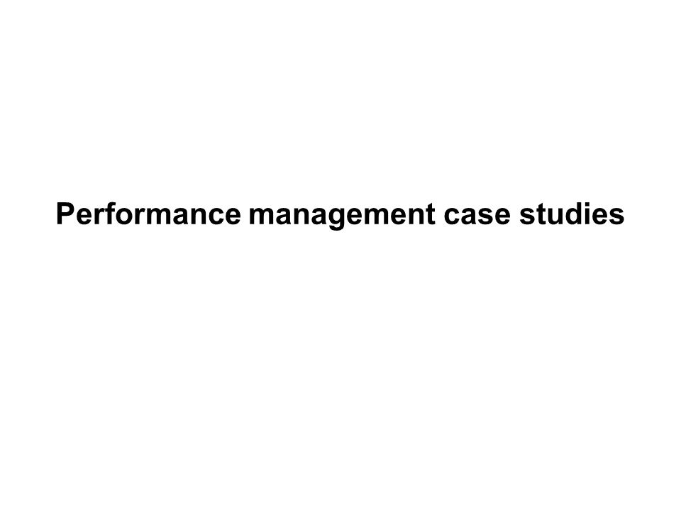 Haier Performance Management Case Study Solution & Analysis