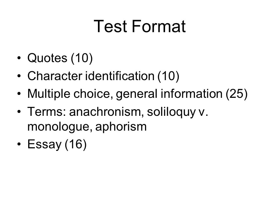 julius caesar test review ppt video online  julius caesar test review 2 test