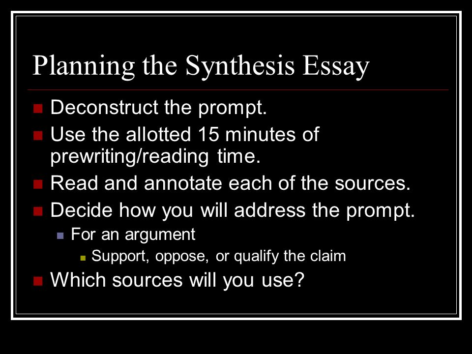 ap english language and composition synthesis essay prompts