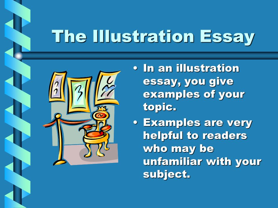 different kind of essays