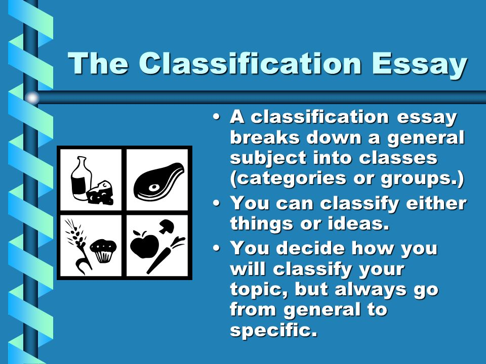 classification of law essay Classification of crimes the potential punishment for a crime determines its classification an offense that's a misdemeanor under state law.