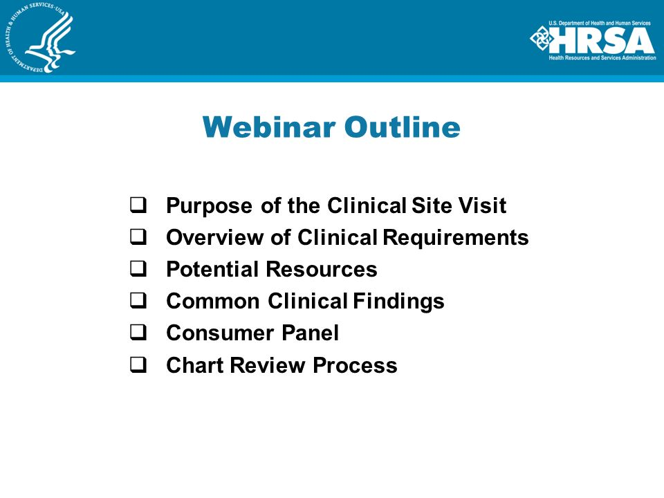 Overview of Site Visit Process - ppt download
