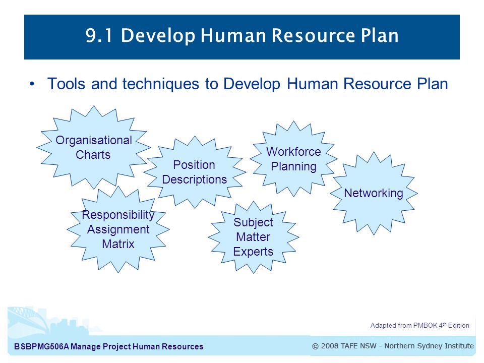 human resources planning assignment 1 1 2 the organization's mission, mandate and strategy  including job design and human resources planning compensation and.