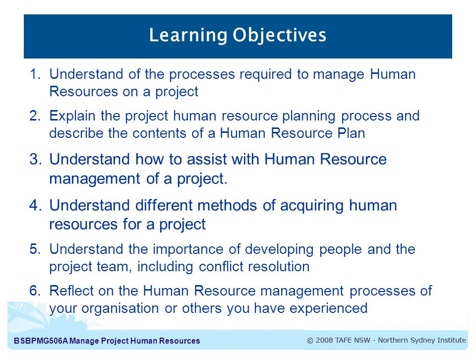 explain the process of planning resource to achieve objectives You don't need more resources, you just need to have them stop working on unimportant, non strategic activities and start working on the tasks that support your strategy  facilitate planning .