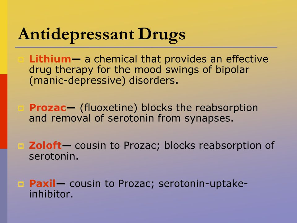 Bipolar Ii Treatment With Prozac