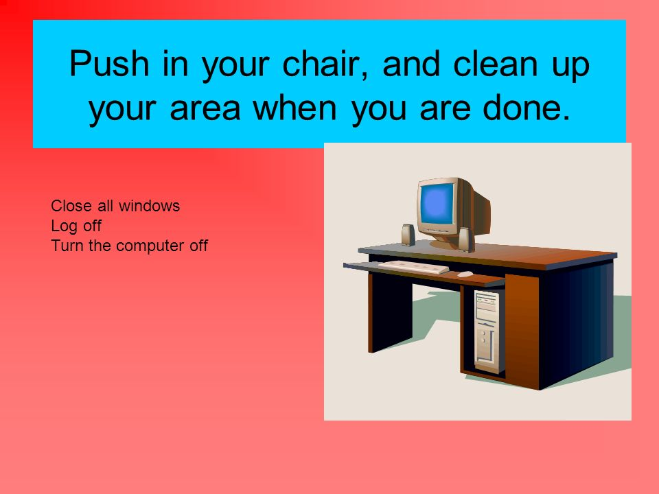 how to do a computer clean up
