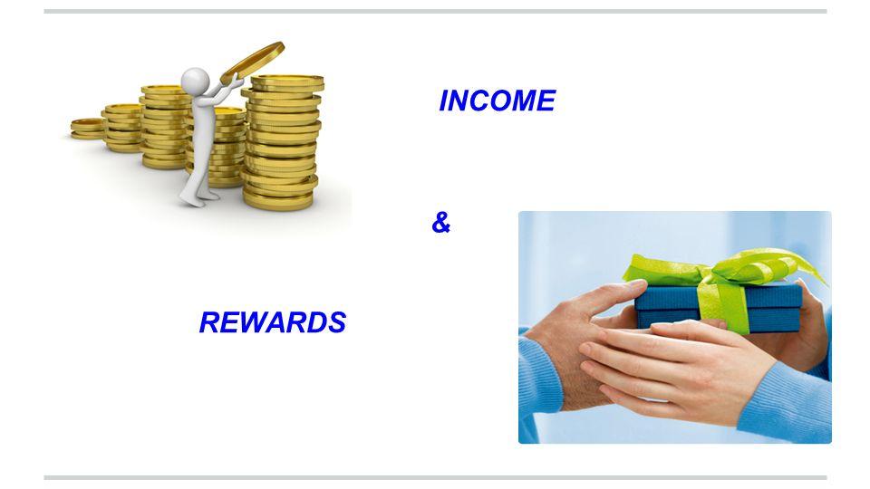 INCOME & REWARDS