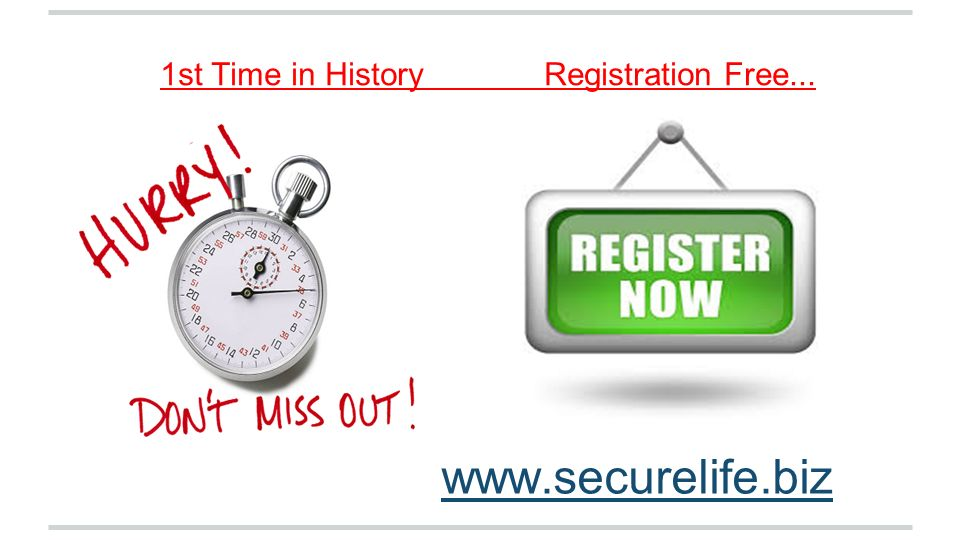 1st Time in History Registration Free...
