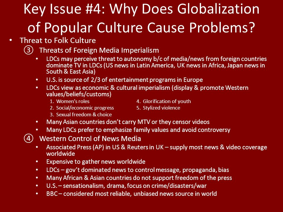 cultural globalization fear of the unknown Managing cultural shock due to globalization- issues challenges  unnecessary fear etc 11 stages of cultural shock  movement from unknown to known it's an.