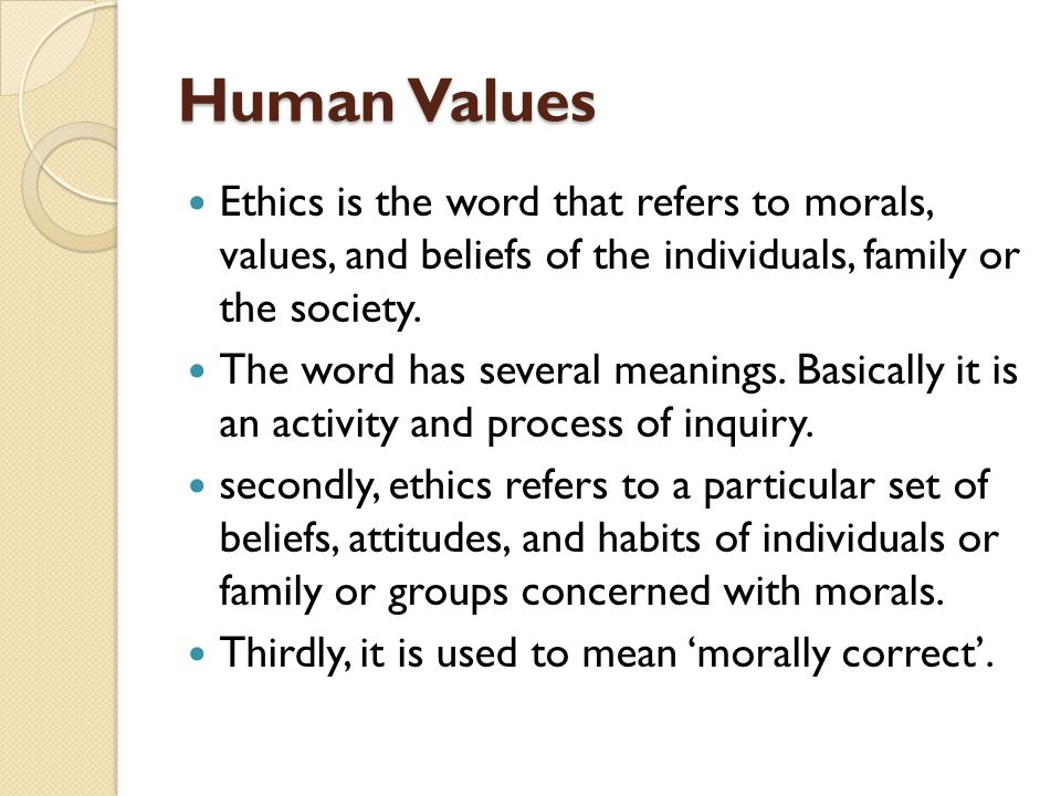Human Values and Virtues - ppt video online download