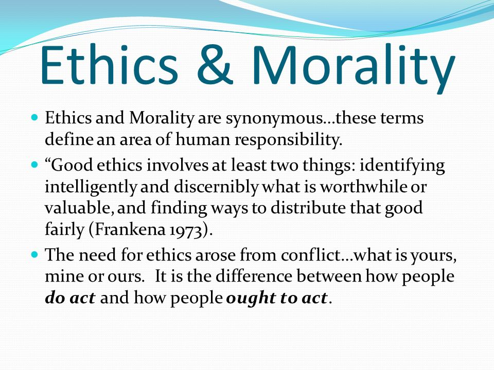 distinguish between values morals and ethics Originally answered: what's the difference in meaning between moral and   originally answered: what is the difference between ethics, moral and value.