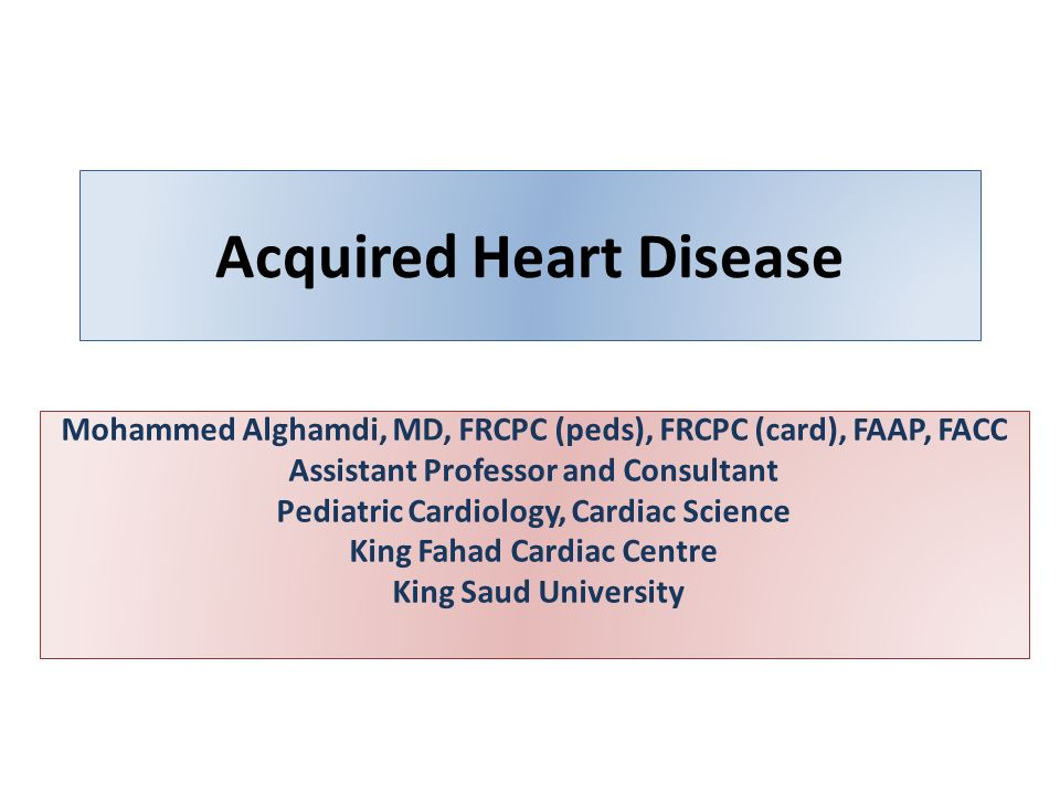 essay on congenital heart disease
