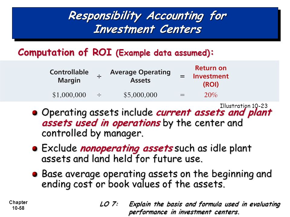 examples of responsibility center in accounting Chapter 12: responsibility centers and financial control this chapter covers several topics including profit analysis related to cost variances, decentralization and responsibility accounting, transfer pricing, evaluating (see a simple example of profit analysis from maaw's chapter 13 that includes sales revenue).
