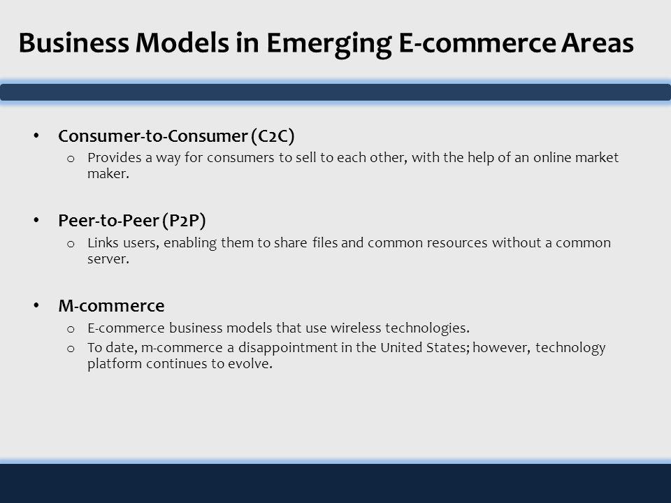 e commerce business models pdf