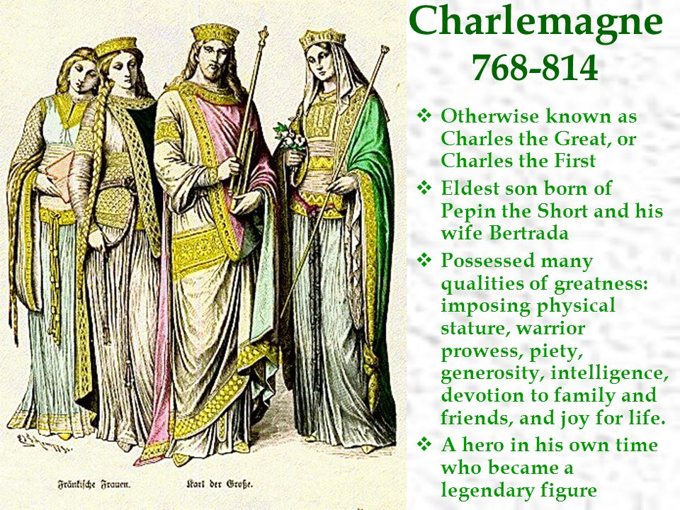 the life and rule of king of the franks charles the great or charlemagne They inhabited the previous roman province of gaul and were ruled by king  merovech  green: frankish territory in 480 pink: tributaries of charlemagne   as far as a freeman may, and not at any time of my life withdraw myself from your  power  his sons divide the land into four sub-kingdoms they will only rule for.
