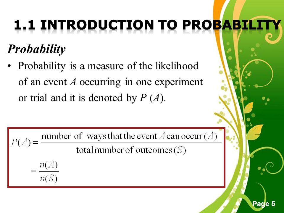 Eqt 272 Probability And Statistics Ppt Download