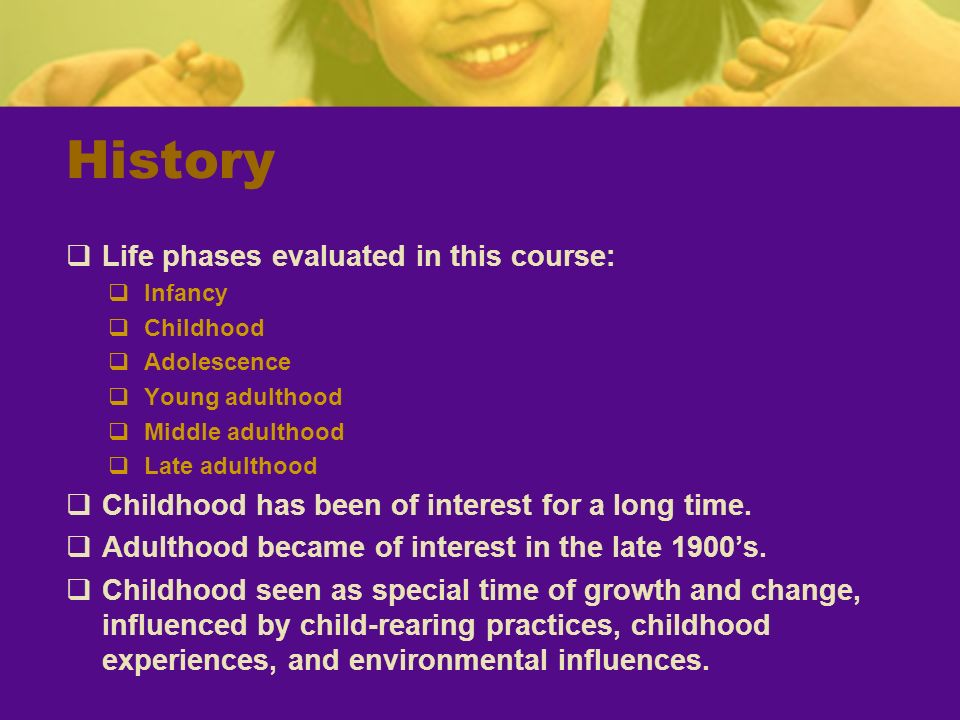 an analysis of the three phases of human history The four phases of human resources development - holger bodenmüller - term paper - business economics - personnel and organisation - publish your bachelor's or master's thesis, dissertation, term paper or essay.