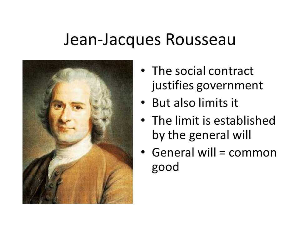 the concepts of liberty and freedom in the social contract by jean jacques rousseau The idea of the general will is at the heart of rousseau's philosophy  jean jacques rousseau  according to rousseau's theory of social contract,.