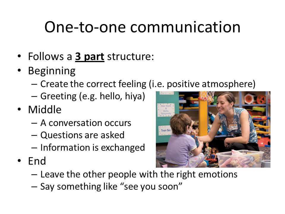 Developing Effective Communication in Health and Social Care P1: Communication of Contexts:
