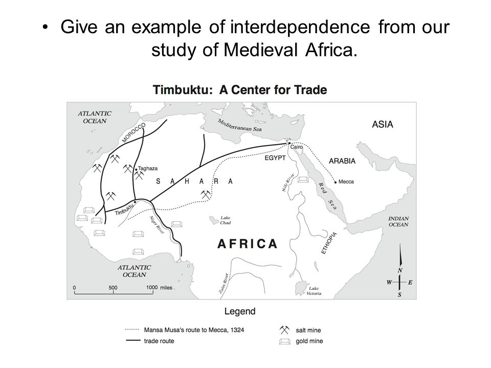 Interdependence And Specialization Ppt Video Online Download