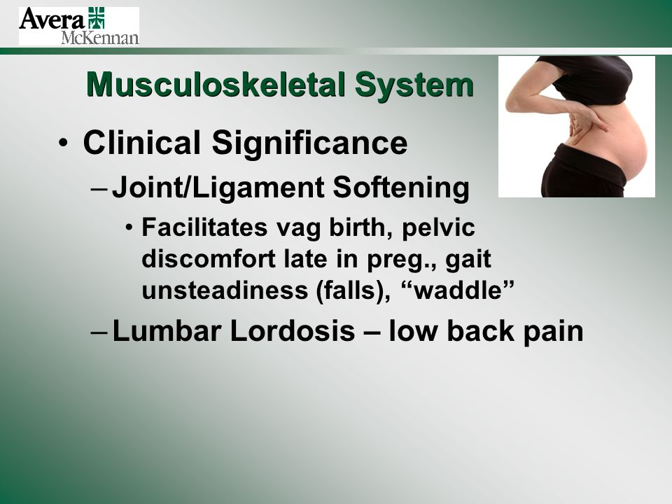 Physiologic Changes in Pregnancy A Systems Review