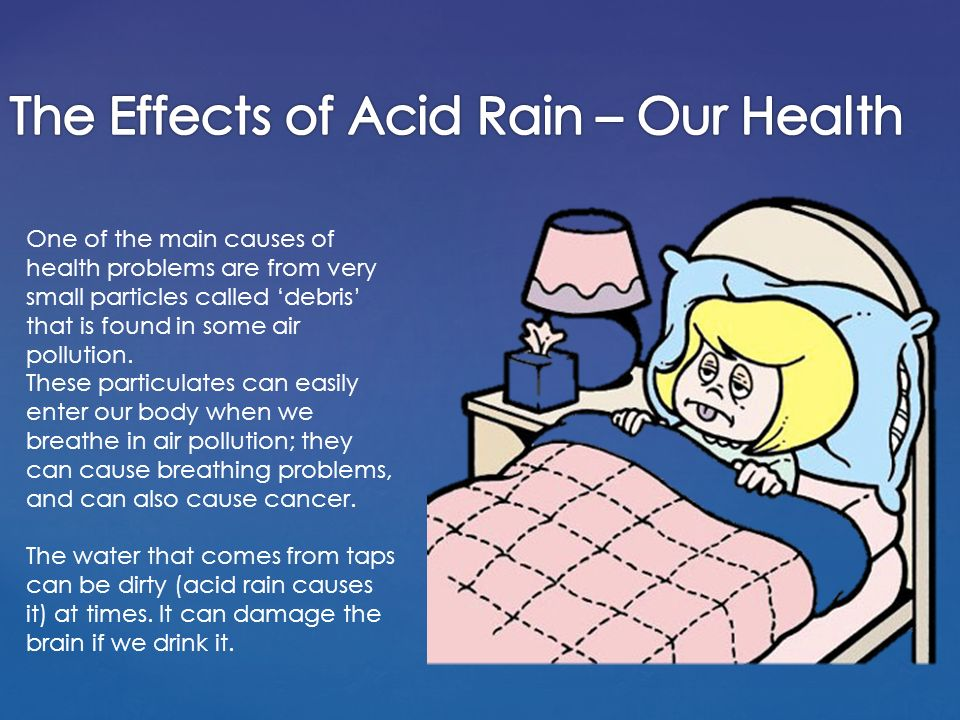 Causes and Effects of Acid Rain That Will Leave You Dumbfounded