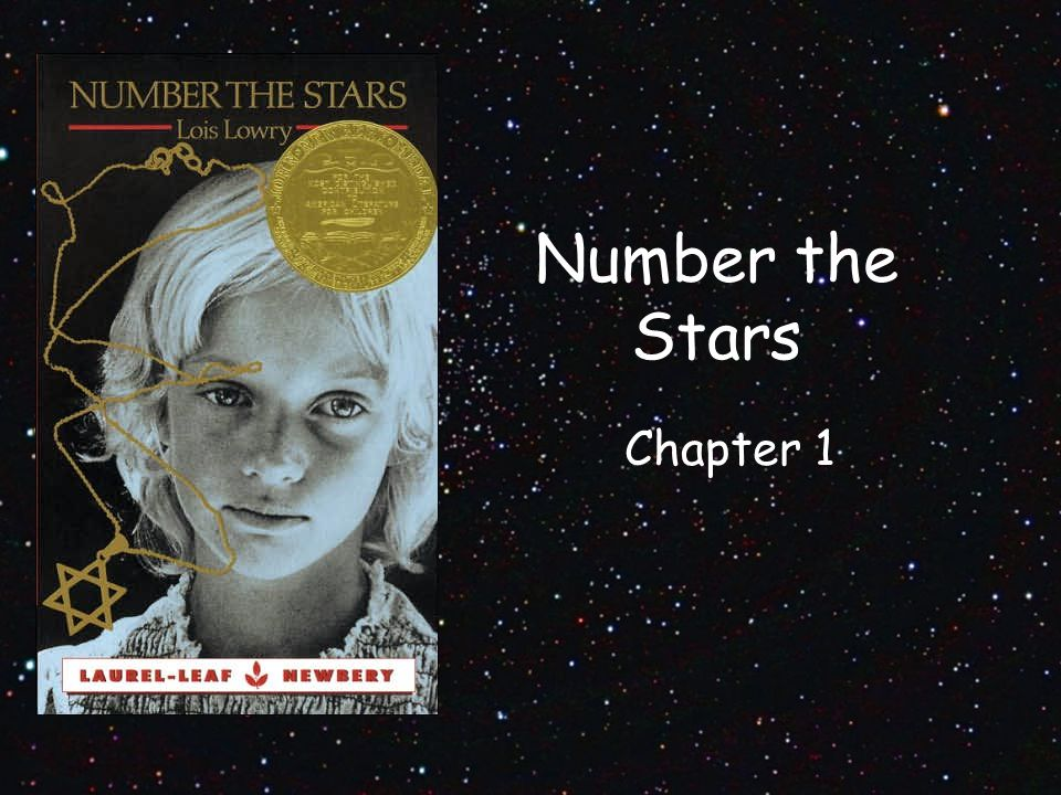 number the stars lois lowry pdf free